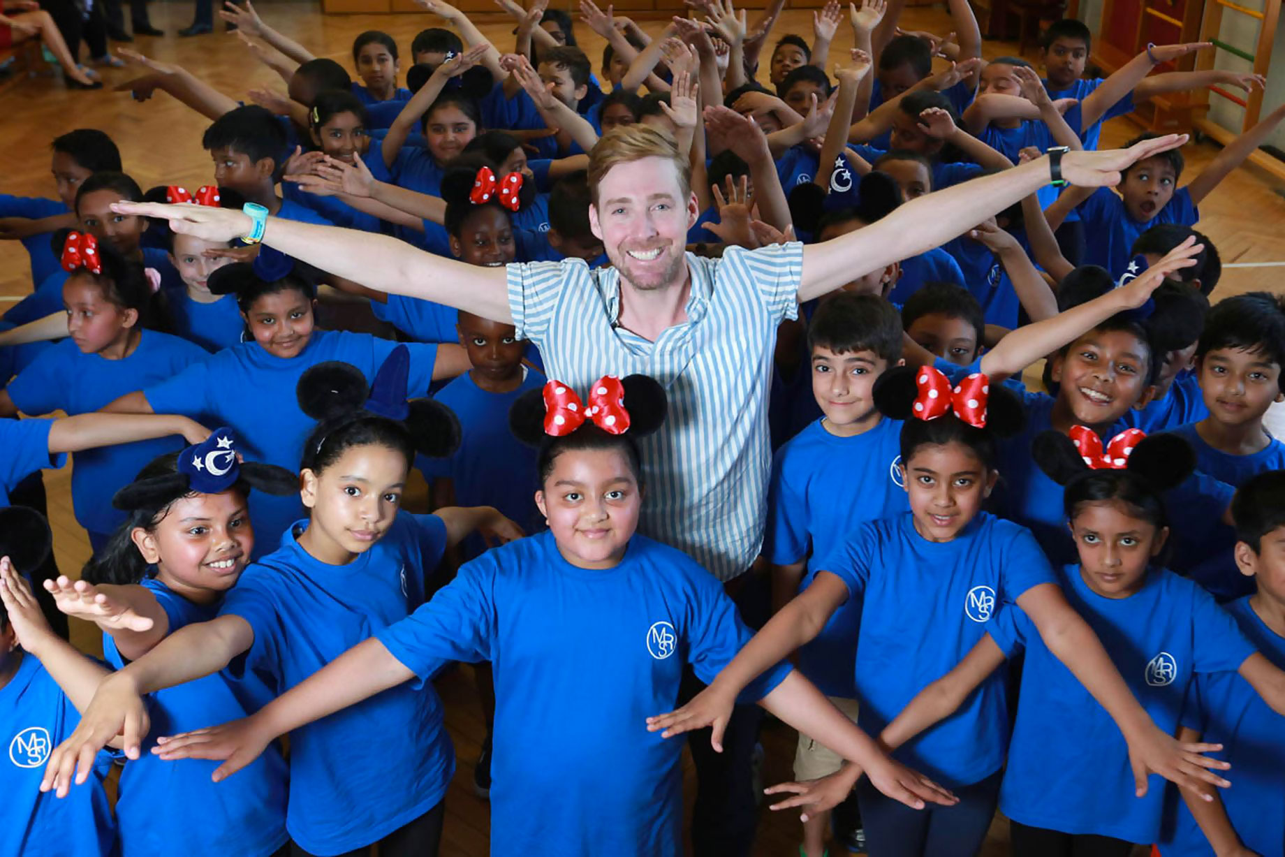Life at Marion Richardson Primary School